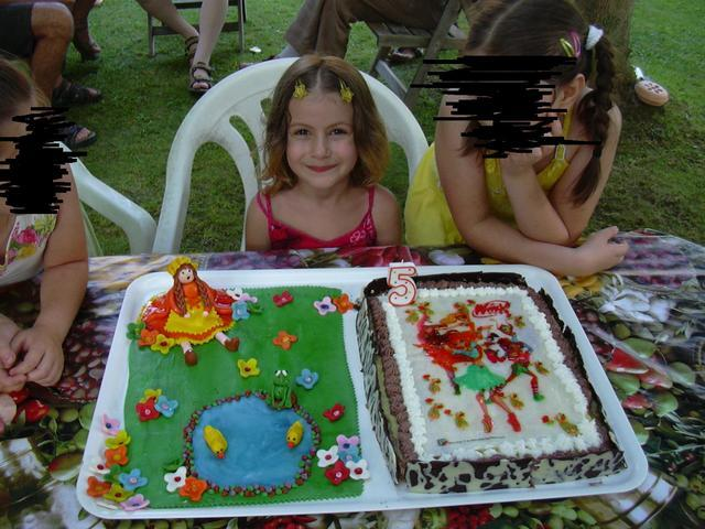 Torta Winx Cuciniamo